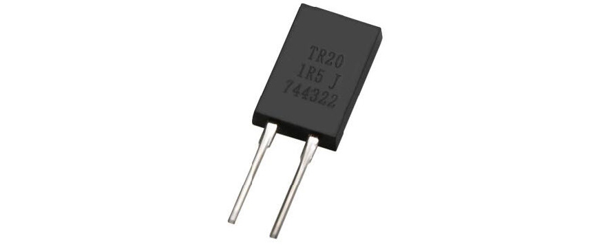 TO-220 Power Resistor - TR20 Series