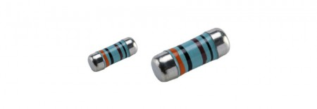 Résistance de précision à film métallique MELF (série CSRV) - Résistance MELF de précision à film métallique - Série CSRV