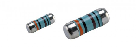 Metal Film Precision High Voltage MELF Resistor (CSRP Series)