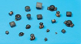 Hoogfrequente inductor
