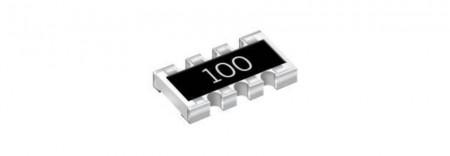 Weerstandsreeks (AS-serie) - Automotive Grade anti-gezwavelde dikke film array-chipweerstand - AS..A-serie (array)