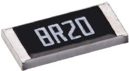 Resistor of Advanced Meter Thin Film Chip Resistor (RAM Series)