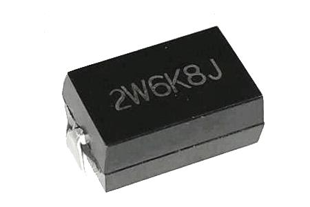 SDM Wire Wound Power Resistor (WR Series)