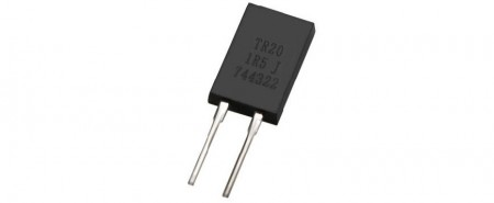 Vermogensweerstand (TR20 TO-220 20W) - TO-220 vermogensweerstand - TR20-serie