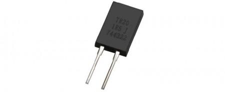 Resistencia de potencia (TR20 TO-220 20W) - Resistencia de potencia TO-220 - Serie TR20