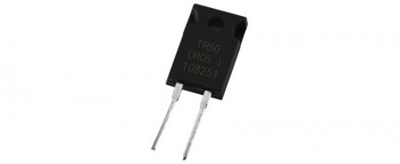 Vermogensweerstand (TR50-H TO220 50W) - TO-220 Vermogensweerstand - TR50-H-serie