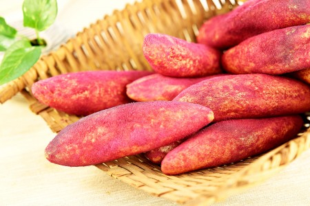Purple Sweet Potato Powder - TOP INNO Purple Sweet Potato Powder