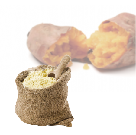 Taiwan No. 57 Roasted Yam Powder