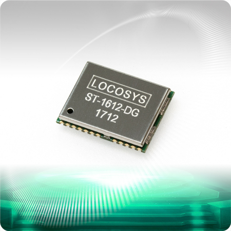 The LOCOSYS ST-1612-DGX Dead Reckoning (DR) module is the perfect solution for automotive application.