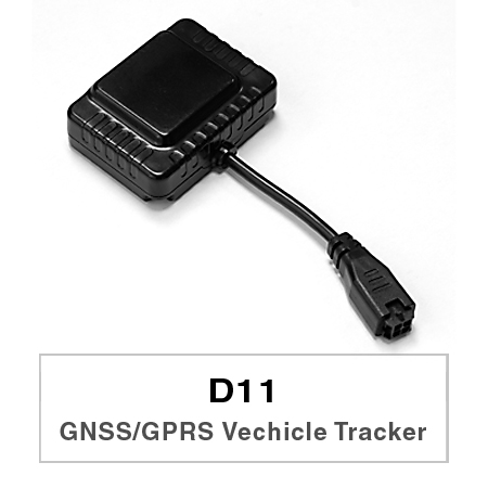 GNSS/GPRS Vehicle Tracker - LOCOSYS GNSS and cellular machine-to-machine(M2M) modules GGB-1916 will integrate D-11