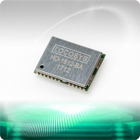GNSS Module HD-1612-BA - LOCOSYS HD-1612-BA is a complete standalone GNSS module.