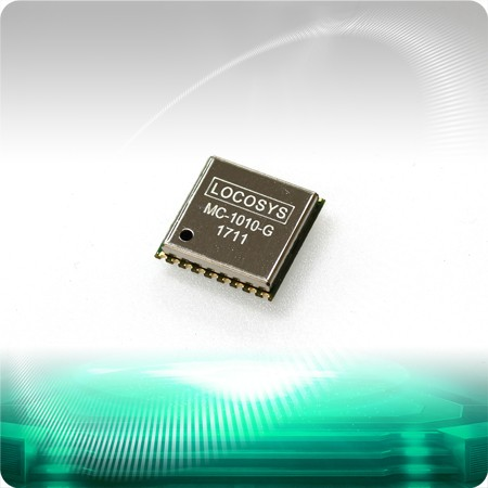 MC-1010-G GNSS Module - LOCOSYS MC-1010-G is a complete standalone GNSS module.