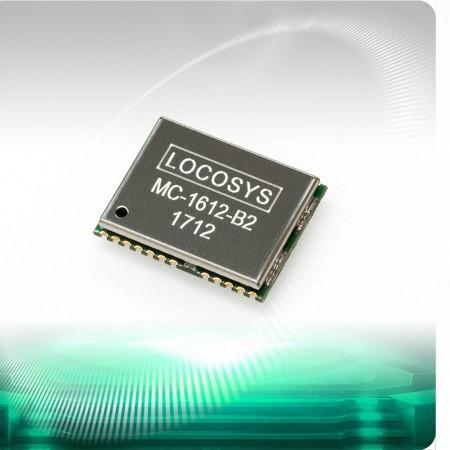 MC-1612-B2 GNSS Module - LOCOSYS MC-1612-B2 is a complete standalone GNSS module.