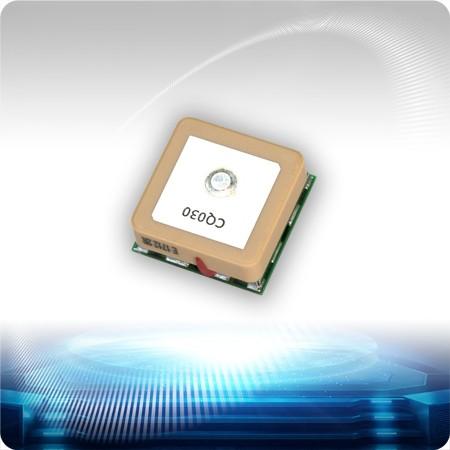 GPSモジュール寸法15x15(SMT) - LOCOSYS SMDタイプスマートアンテナモジュール(15 x 15mm)。