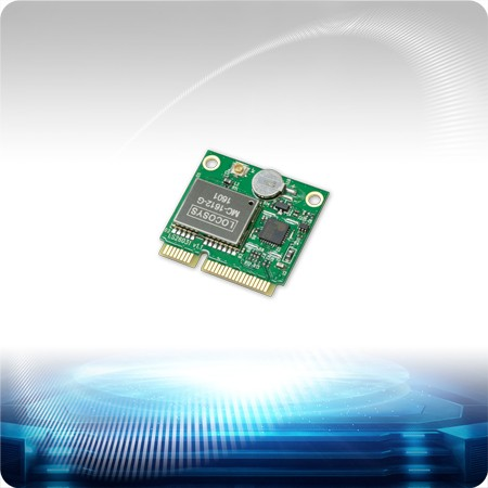 LS26030 / 31-G PCIe Full / Half Mini Card - LOCOSYS LS26030-G and LS26031-G are GNSS modules incorporated into the PCIe Full-Mini card or PCIe Half-Mini card. These GNSS modules are powered by MediaTek.