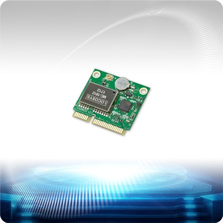 LS2603x-B PCIe Full / Half Mini Card - LOCOSYS LS26030-B and LS26031-B are GNSS modules incorporated into the PCIe Full-Mini card or PCIe Half-Mini card. These GNSS modules are powered by MediaTek, it can provide you with superior.
