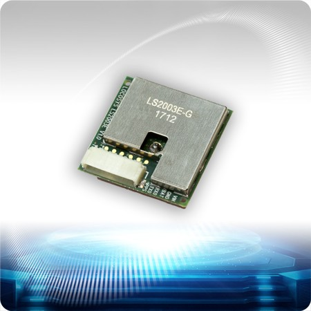 LS2003E-G Stand-alone GNSS Smart Antenna Module - LS2003E-G is a complete standalone GNSS smart antenna module, including embedded patch antenna and GNSS receiver circuits.