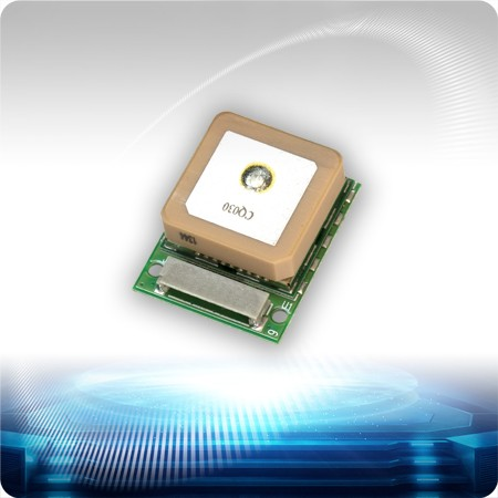 LS2003D-2RE Stand-alone GPS Smart Antenna - LS2003D-2RE is a complete standalone GPS smart antenna module, including embedded patch antenna and GPS receiver circuits.