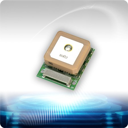 LS2003D Stand-alone GPS Smart Antenna - LS2003D is a complete standalone GPS smart antenna module, including embedded patch antenna and GPS receiver circuits.
