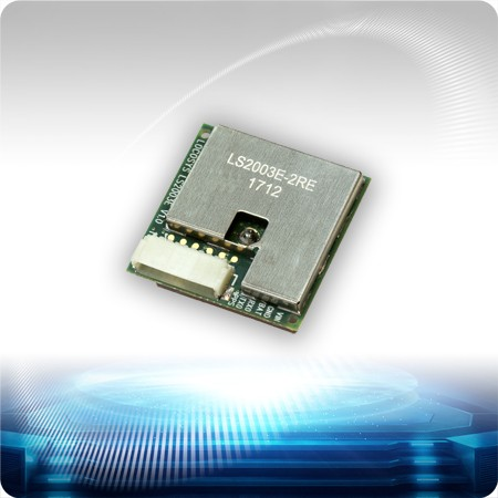 LS2003E-2RE Stand-alone GPS Smart Antenna - LS2003E-2RE is a complete standalone GPS smart antenna module, including embedded patch antenna and GPS receiver circuits.