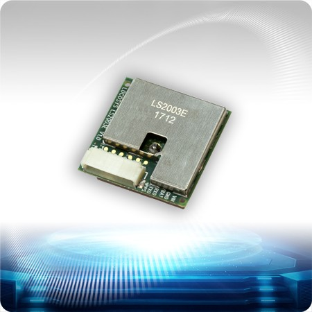 LS2003E Stand-alone GPS Smart Antenna - LS2003E is a complete standalone GPS smart antenna module, including embedded patch antenna and GPS receiver circuits.