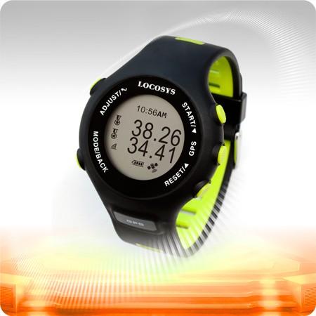 GW-60 GPS Doppler Watch