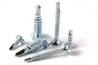 Carbon Steel Self Drilling Screws