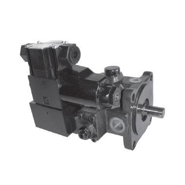 Medium-Pres. Variable Displacement Vane Pumps - VDV-1C, 2C