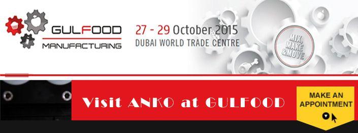 GULFOOD Fair 2015 in Dubai