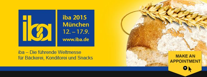 IBA Fair 2015 in Germany