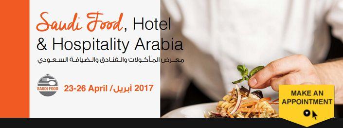 2017 Saudi Food Jeddah