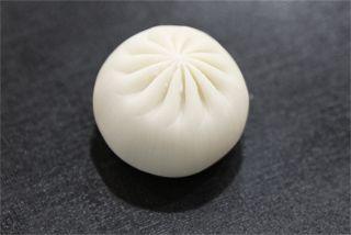 12-pleat soup dumplings