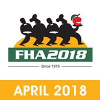 ANKO will attend 2018 FHA in Singapore