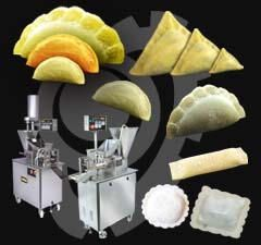 Filling Machine and Forming Machine