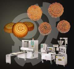 Mamoul  Machine and Moon Cake Machine