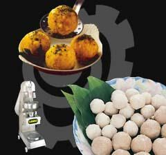 Meat Ball Machine and Fish Ball Machine