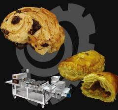 Puff Pastry Machine