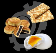What kind of egg cuisine do you want to offer in the food market?