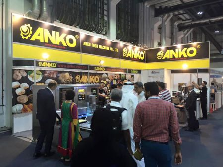 2015 Gulfood manufacturing in Dubai