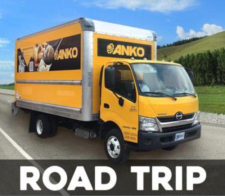 ANKO bude hostit v roce 2017 Food Machine Road Trip v USA