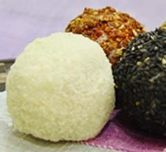 Sticky Rice Ball machine and equipment