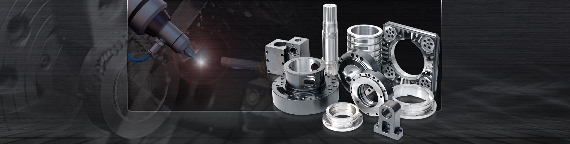 OEM Precision Machining Services