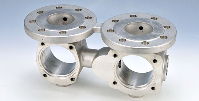 Special Valves  -  lost wax investment casting