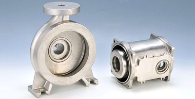 Pump -  lost wax investment casting