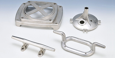 Automobile and Motorcycle Parts -  lost wax investment casting