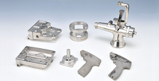 Hardware Part - Lost wax casting - Hardware Part -  lost wax investment casting