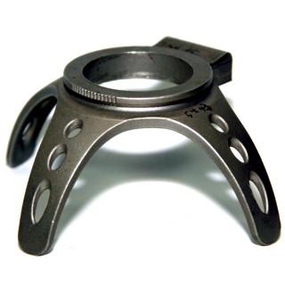 Knee Adjustment Base - Lost wax casting - Knee Adjustment Base -  lost wax investment casting