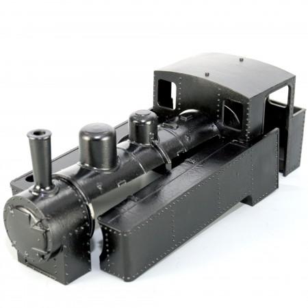 Model- Train - Locomotive Model