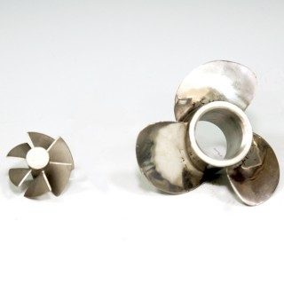 Impeller - Lost Wax Casting - Precision Lost Wax Investment Casting for Impeller parts