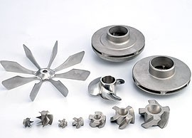 Impeller and Turbine